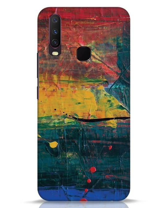 Shop Art Colour Vivo Y17 Mobile Cover-Front