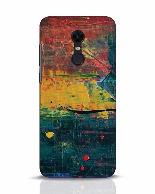 Shop Art Colour Xiaomi Redmi Note 5 Mobile Cover-Front