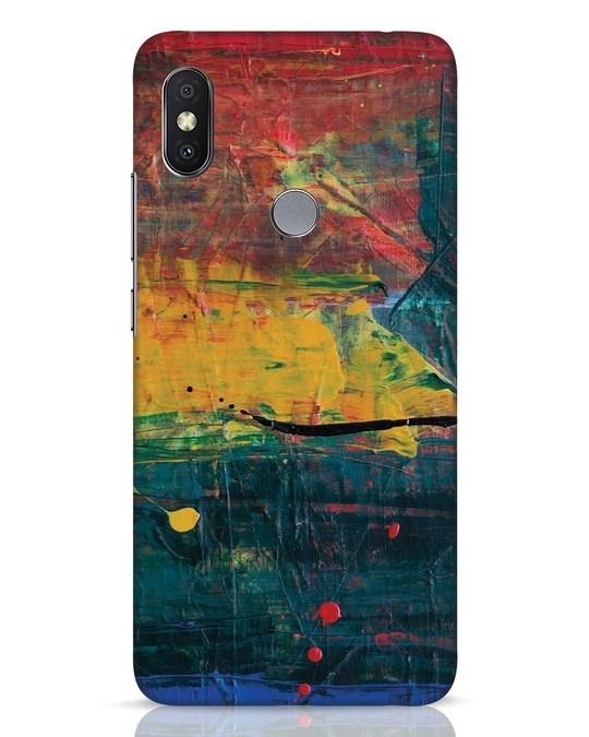 Shop Art Colour Xiaomi Redmi Y2 Mobile Cover-Front