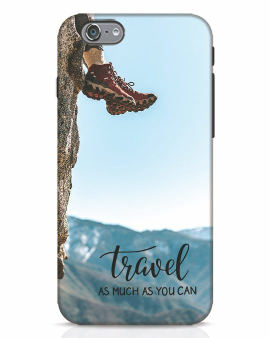 Shop As Much As You Can iPhone 6 Mobile Cover-Front