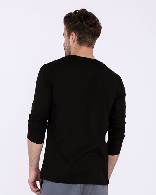 Shop Astik Nastik Full Sleeve T-Shirt-Full