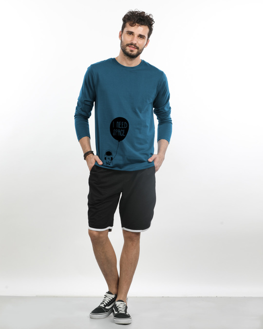 Shop Astro Space Full Sleeve T-Shirt-Full