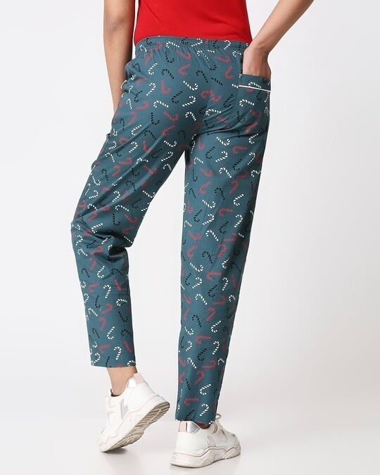 Shop Women All Over Printed Pyjama-Full