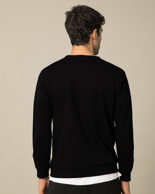 Shop Attitude Aur Swag Fleece Light Sweatshirt-Back