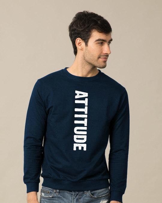 Shop Attitude Sweatshirt-Front
