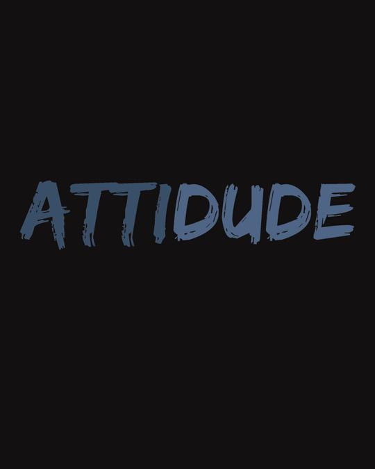 Shop Attitude Dude Fleece Light Sweatshirt-Full