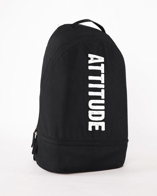 Shop Attitude Essential mini Backpack-Back
