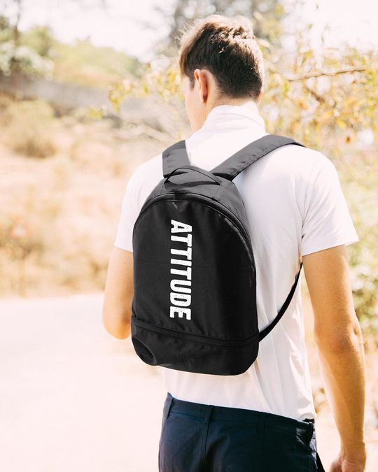 Shop Attitude Small Backpack