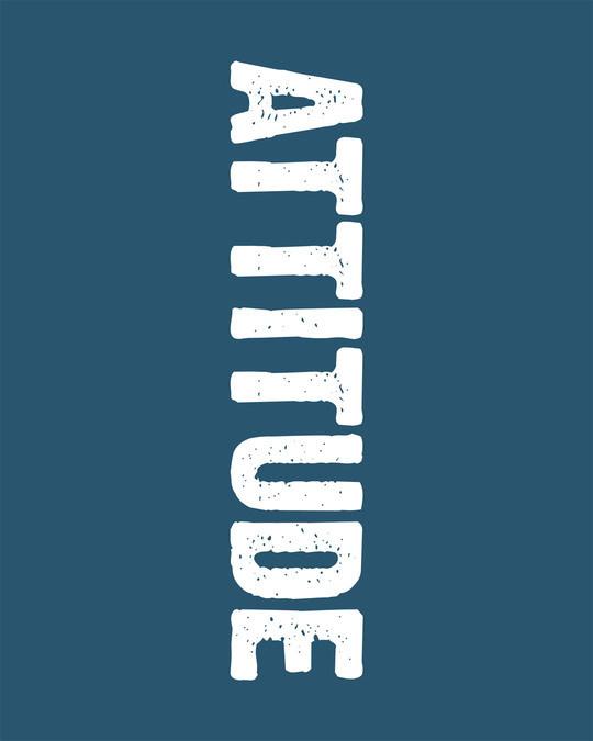 Shop Attitude Half Sleeve T-Shirt