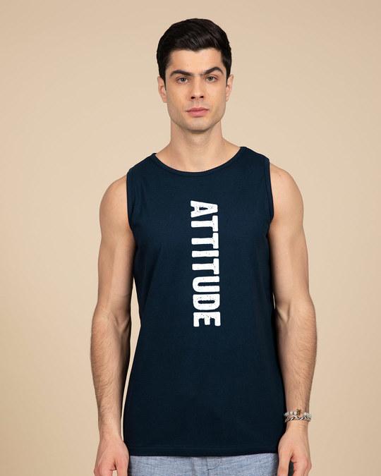 Shop Attitude Vest-Front