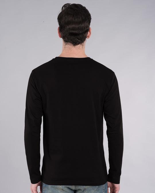 Shop Aur Bata Tu Bata Full Sleeve T-Shirt-Back