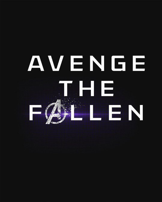 Shop Avenge The Fallen Sweatshirt (AVL)