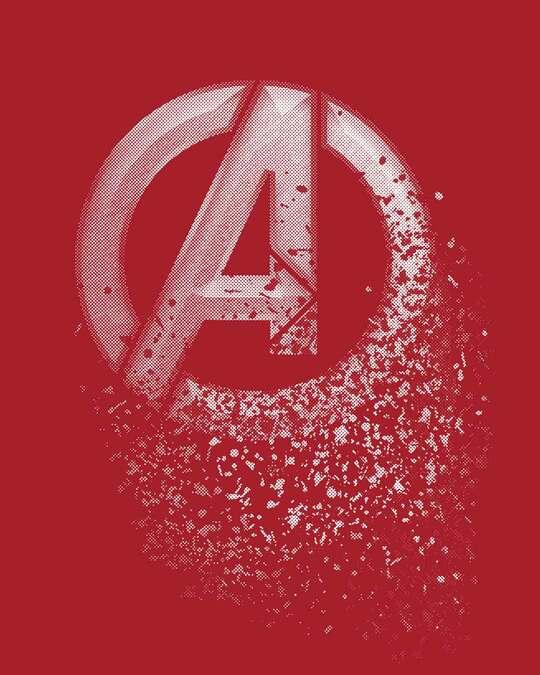 Shop Avengers Dispersion Full Sleeve T-Shirt (AVL)-Full