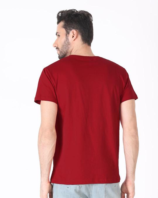 Shop Avengers Dispersion Half Sleeve T-Shirt (AVL)-Full
