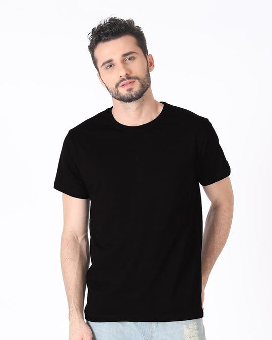 Shop Avengers Endgame Back Print Half Sleeve T-Shirt (AVL)-Back
