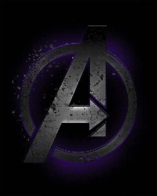 Shop Avengers Endgame Half Sleeve T-Shirt (AVL)