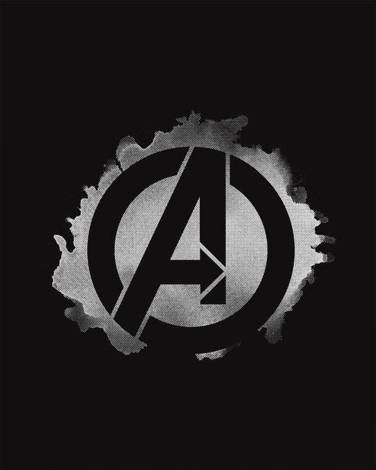 Shop Avengers Inked Sweatshirt (AVL)-Full