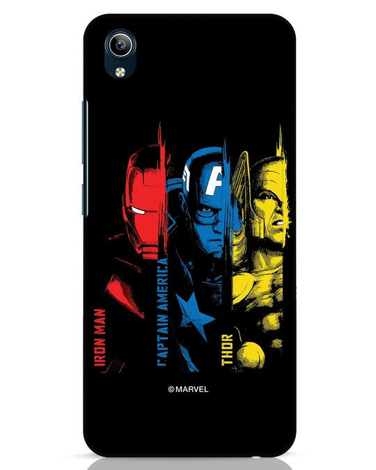 Shop Avengers Trio Vivo Y91i Mobile Cover (AVL)-Front