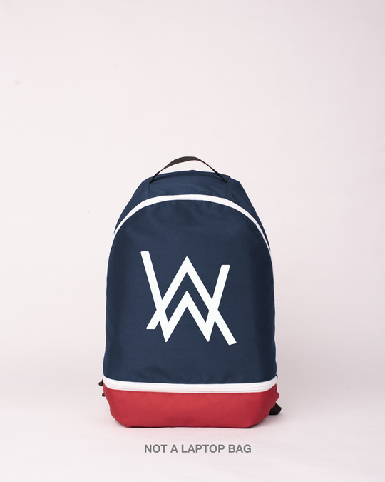 Shop A.W. Printed Small Backpack-Front