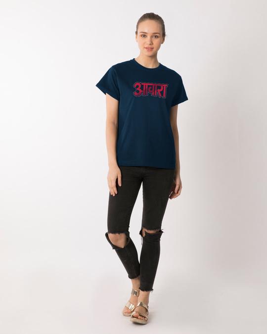 Shop Awara Boyfriend T-Shirt
