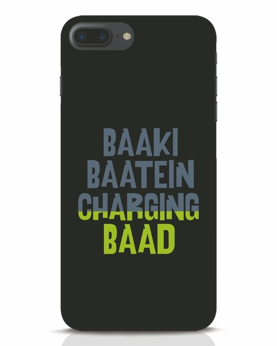 Shop Baaki Baatein Charging Baad iPhone 7 Plus Mobile Cover-Front
