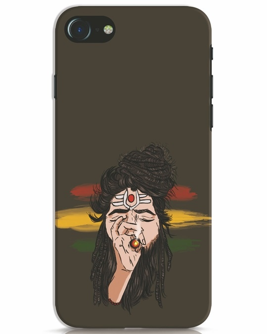 Shop Baba iPhone 8 Mobile Cover-Front