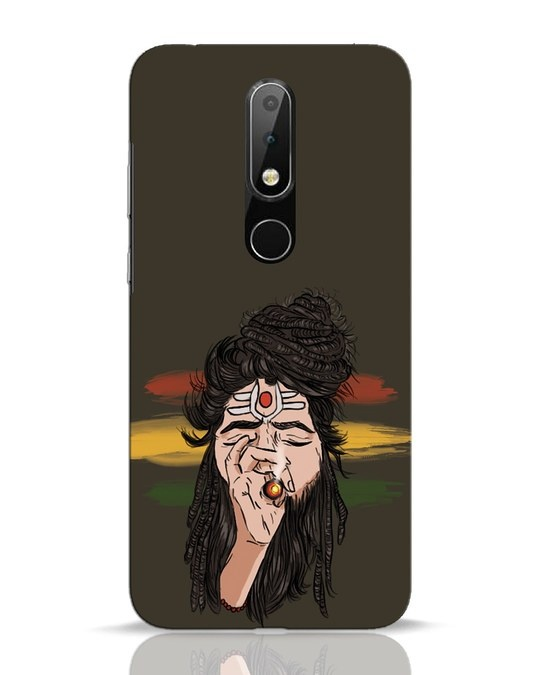 Shop Baba Nokia 6.1 Plus Mobile Cover-Front