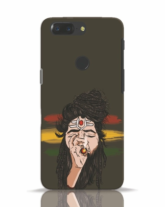 Shop Baba OnePlus 5T Mobile Cover-Front