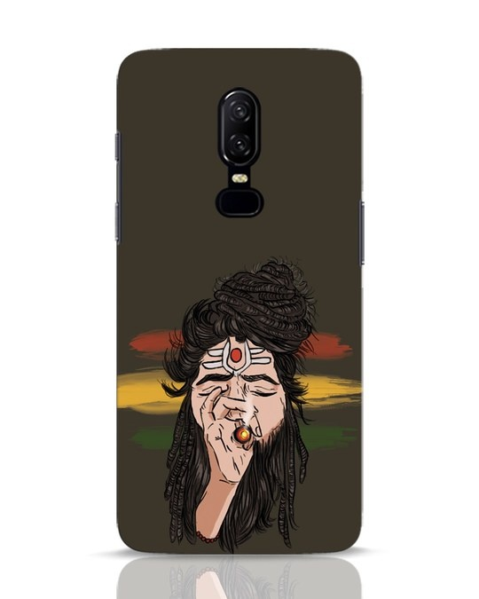 Shop Baba OnePlus 6 Mobile Cover-Front