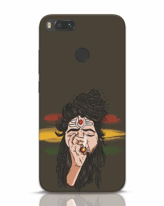 Shop Baba Xiaomi Mi A1 Mobile Cover-Front