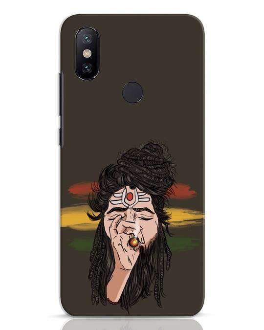 Shop Baba Xiaomi Mi A2 Mobile Cover-Front