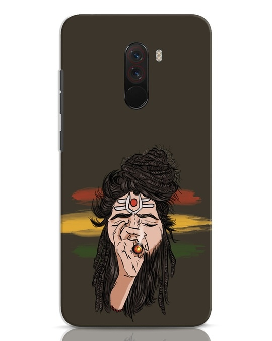 Shop Baba Xiaomi POCO F1 Mobile Cover-Front