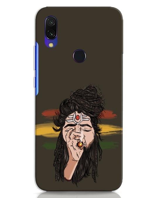 Shop Baba Xiaomi Redmi 7 Mobile Cover-Front