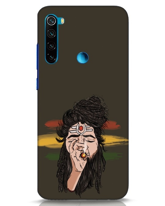 Shop Baba Xiaomi Redmi Note 8 Mobile Cover-Front
