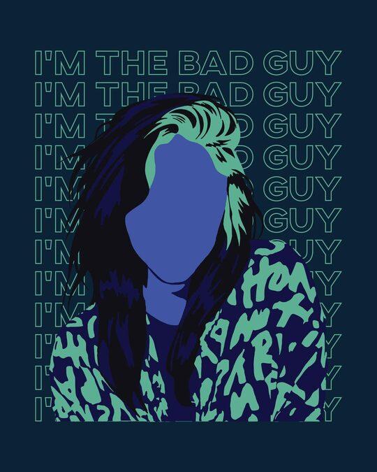 Shop Bad Billie Boyfriend T-Shirt