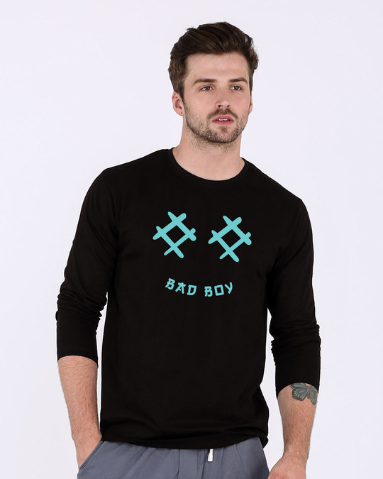 Shop Bad Boy Full Sleeve T-Shirt-Front