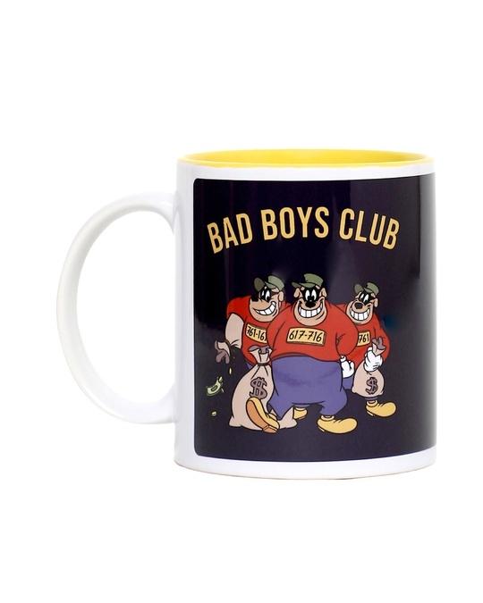 Shop Bad Boys Club Mug - 320 ml-Back