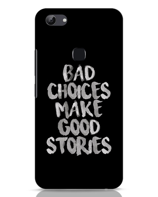 Shop Bad Choices Vivo Y83 Mobile Cover-Front