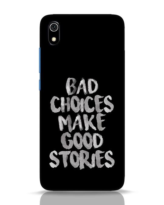 Shop Bad Choices Xiaomi Redmi 7A Mobile Cover-Front