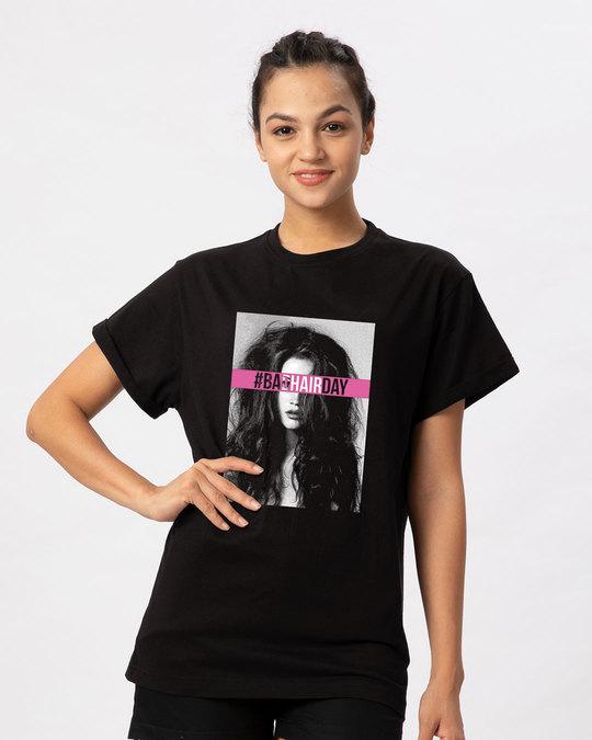 Shop Bad Day Boyfriend T-Shirt-Front