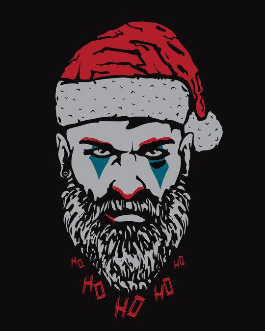 Shop Bad Santa Full Sleeve T-Shirt-Full