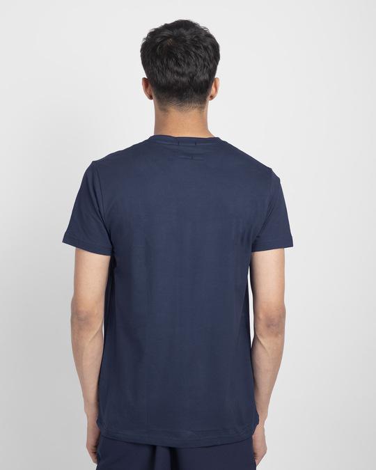 Shop Bad To The Bone Half Sleeve T-Shirt-Back