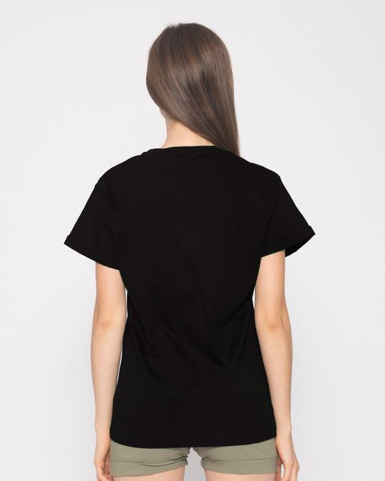 Shop Bai Vadyavar Ya Boyfriend T-Shirt-Full