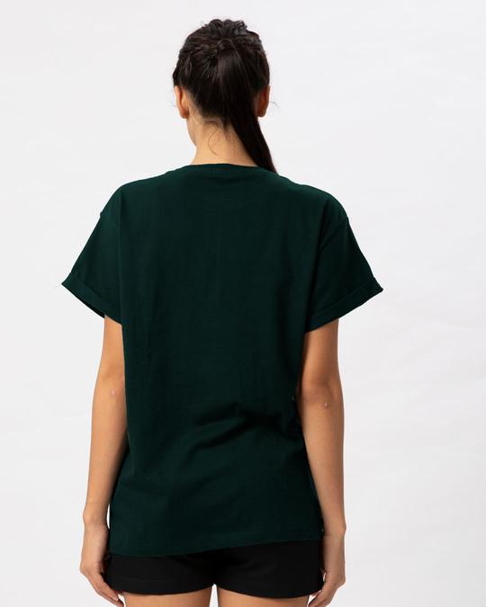 Shop Banva Banvi Boyfriend T-Shirt-Back
