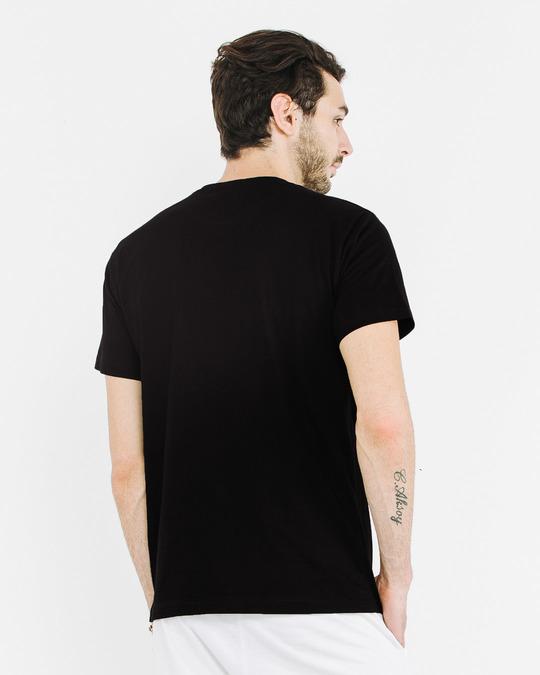 Shop Bapala Shikavnar Ka? Half Sleeve T-Shirt-Full