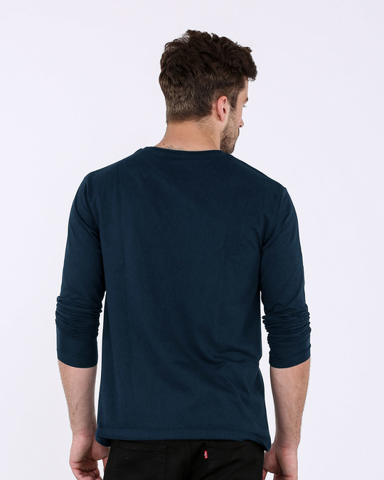 Shop Bas Kay Bhaava Full Sleeve T-Shirt-Full