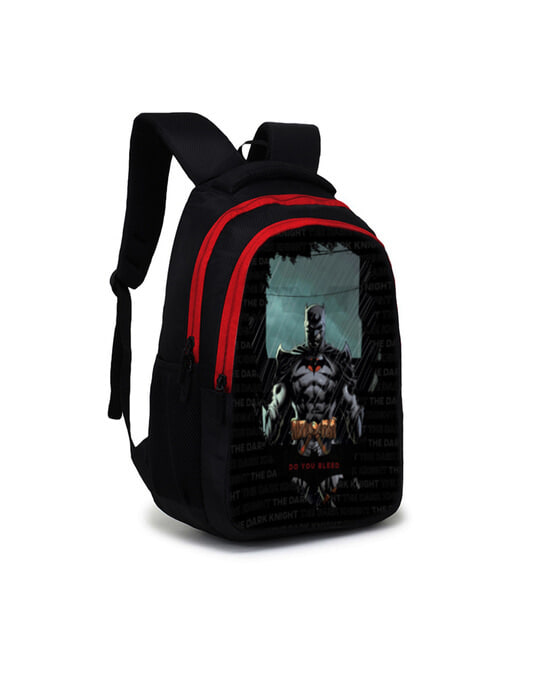 Shop BATMAN BLEED 23 Litre Backpack-Full