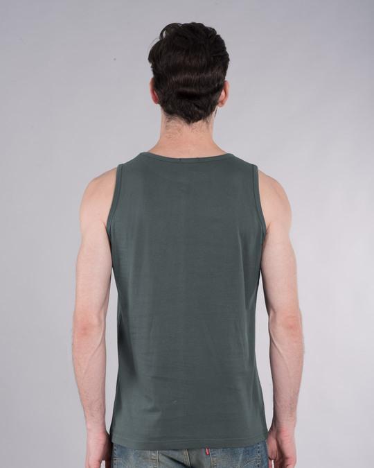 Shop Batman Building Vest (BL)-Back