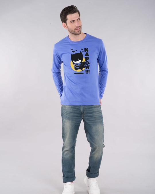 Shop Batman Chibi Full Sleeve T-Shirt (BML)-Design