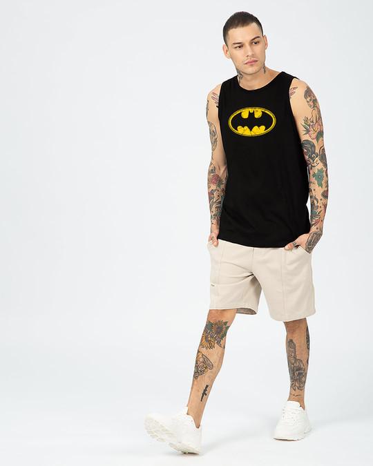 Shop Batman Classic Logo Vest (BML)-Design